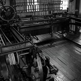 Barry Doherty - Inside Slater Mill