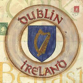 Debbie DeWitt - Ireland Coat of Arms