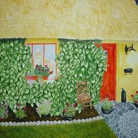 Patty Dudinetz - Irish Cottage