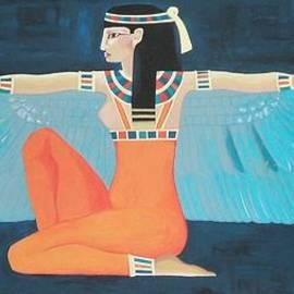 Arte Ivanna - Isis nueve lunas