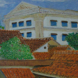 SAIGON De Manila  - Jakarta Roofs