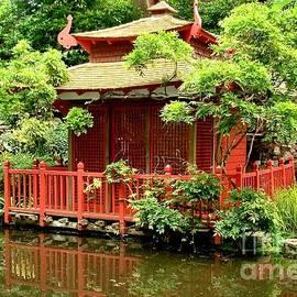 Katy Mei - Japanese garden