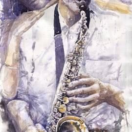 Yuriy  Shevchuk - Jazz Muza Saxophon