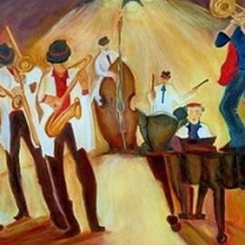 Rachel Asherovitz - Jazzband