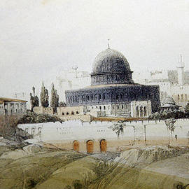 Munir Alawi - Jerusalem Close Up