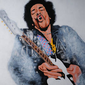 Keith Schwitzer - Jimi Hendrix