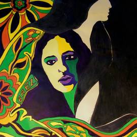 Judith Redman - Joan Baez In The Psychodelic Age