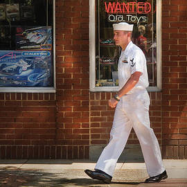 Mike Savad - Job - Navy - Wanted Old Toys