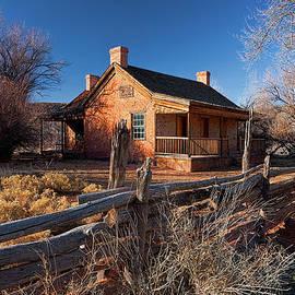 Christopher Holmes - John and Ellen Wood Home