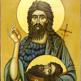 Anton Dimitrov - John The Baptist