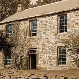Mark Sellers - Jones House 1830 Sepia