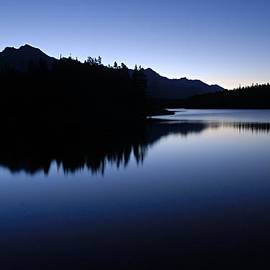 Larry Ricker - Just Before Dawn
