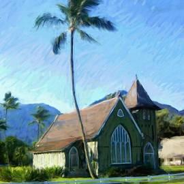RG McMahon - Kauai Church