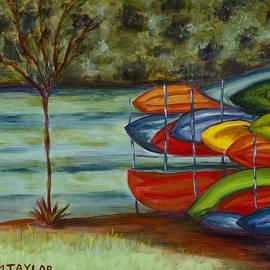 Connie Taylor - Kayaks