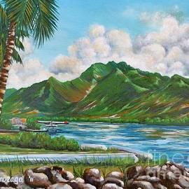 Larry Geyrozaga - Keehi Lagoon