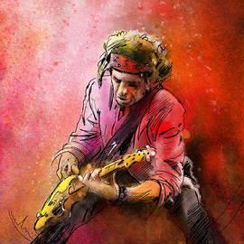 Miki De Goodaboom - Keith Richards