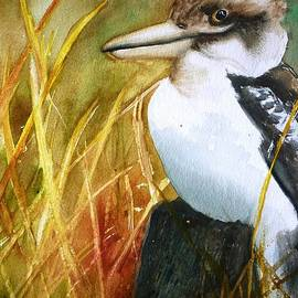 Therese Alcorn - Kookaburra Dreaming - original SOLD