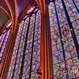 Nigel Fletcher-Jones - La Sainte-Chapelle