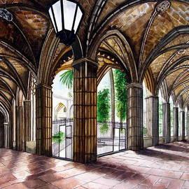 Emmanuel Turner - La Seu Cathedral