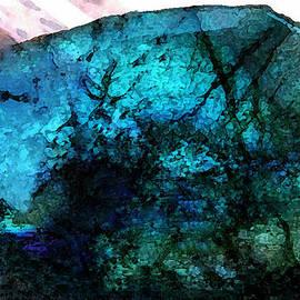 Colette V Hera  Guggenheim  - Labrodite Water paint
