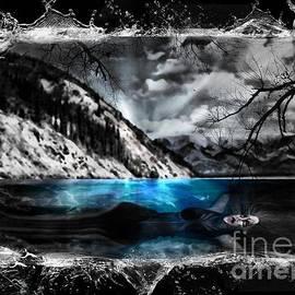 Tisha McGee - Lady of the Lake The Creature