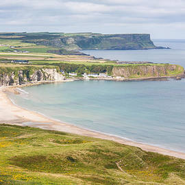 Semmick Photo - Landscape view of White Park Bay