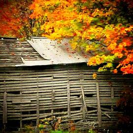 Michael L Kimble - Leaf Barn
