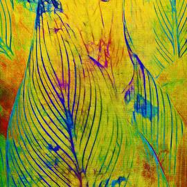 Judi Bagwell - Leaves in the Jungle