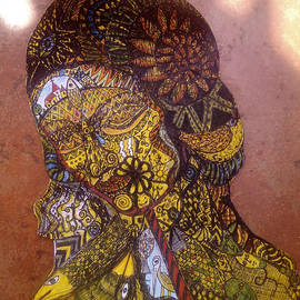 Branko Jovanovic - Leda by Leonardo tattooed or memories of a young lady in color