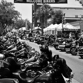 David Lee Thompson - Leesburg Florida 2012 Bikefest work B