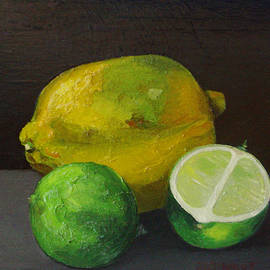 Peter Allan - Lemon and Limes