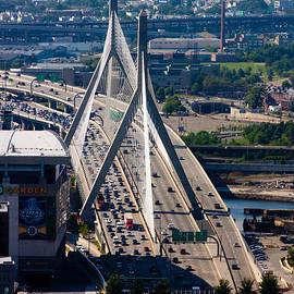 Thomas Marchessault - Leonard Yakim Bunker Hill Memorial Bridge