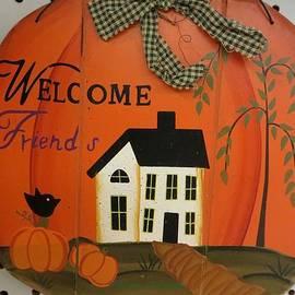 Sonali Gangane - Lets Welcome Fall