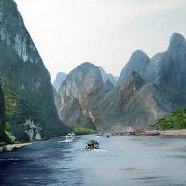 Marie Dunkley - Li River China