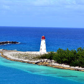 George Bostian - Lighthouse in Nassau