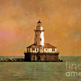 Mary Machare - Lighthouse Off Navy Pier