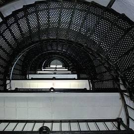 John Carncross - Lighthouse Stairway