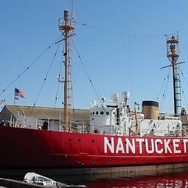 Lin Grosvenor - Lightship Nantucket