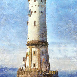 Nikki Marie Smith - Lindau Lighthouse in Germany