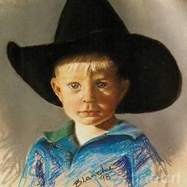 Blanche Guernsey - Little Cowboy