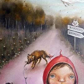 Monica Blatton - Little Red Riding Hood