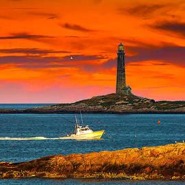 Randall Branham - Lobster boat Cape Cod