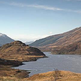 Pat Speirs - Loch Leven Argyll Scotland