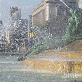 Ann Horn - Logan Square Fountain