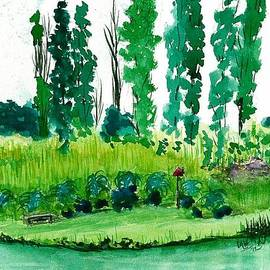 David Bartsch - Lombardi Poplars