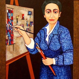 Madalena Lobao-Tello - M. Helena Vieira da Silva - The dialogue between abstraction and figuration