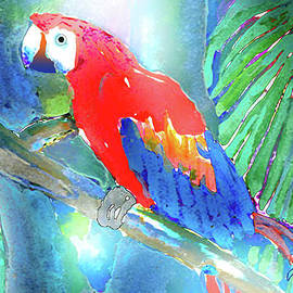 Arline Wagner - Macaw II