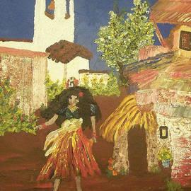Peri Craig - Magdalena Mujar de los Gitanas