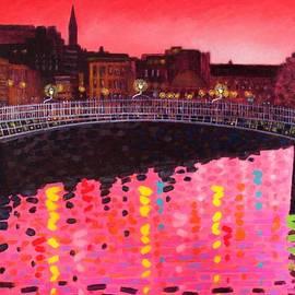 John  Nolan - Magenta Evening Dublin