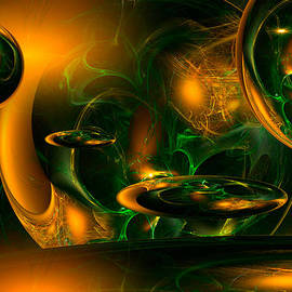 Phil Sadler - Magic Is Green